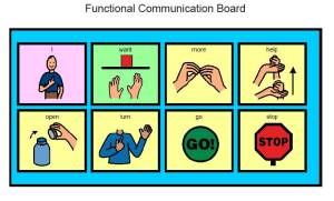 Functional Communication Board - Download