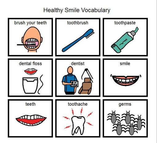 dental hygiene : Live Speak Love, LLC
