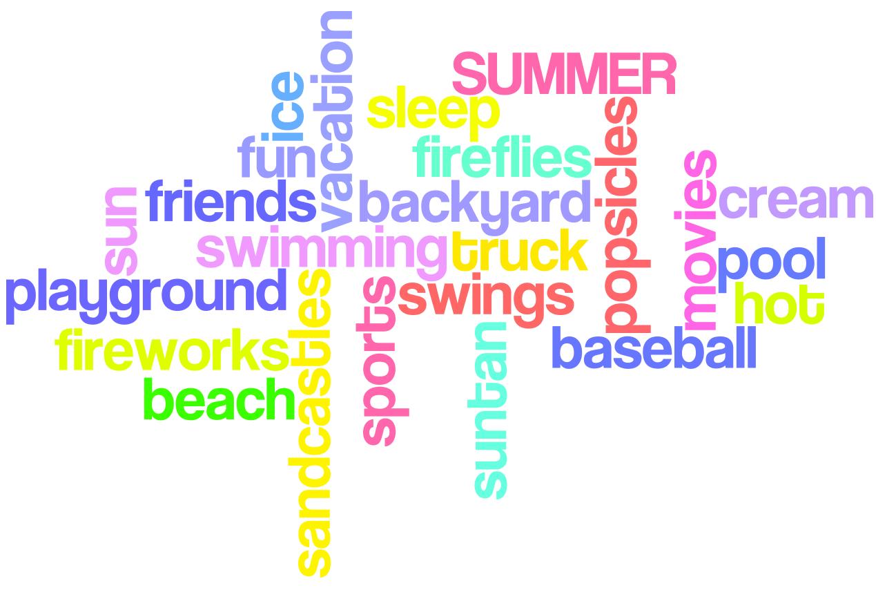 playground descriptive essay